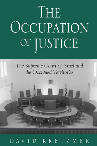 9780791453384: The Occupation of Justice: The Supreme Court of Israel and the Occupied Territories (Suny Series in Israeli Studies) (Suny Series in Israeli Studies (Paperback))