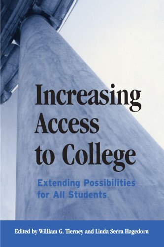 9780791453643: Increasing Access to College: Extending Possibilities for All Students (SUNY series, Frontiers in Education)