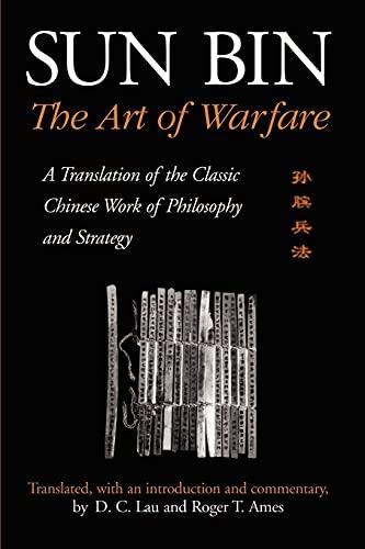 Sun Bin: The Art of Warfare : Sun Tzu II/