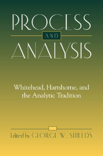 9780791455746: Process and Analysis: Whitehead, Hartshorne, and the Analytic Tradition (Suny Series in Philosophy) (SUNY Series in Philosophy (Paperback))