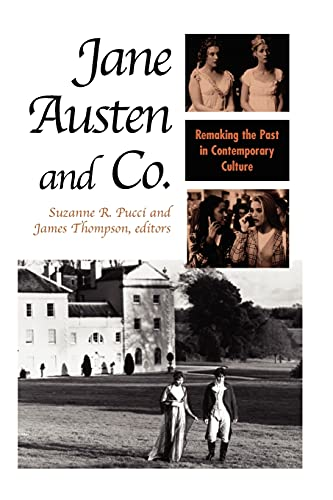 9780791456163: Jane Austen and Co.: Remaking the Past in Contemporary Culture