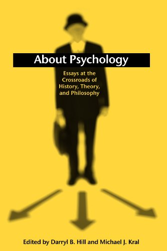 9780791457047: About Psychology: Essays at the Crossroads of History, Theory, and Philosophy (SUNY series, Alternatives in Psychology)