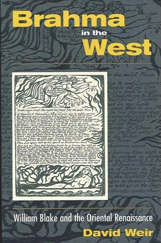 9780791458174: Brahma in the West: William Blake and the Oriental Renaissance