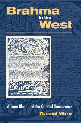 9780791458181: Brahma in the West: William Blake and the Oriental Renaissance