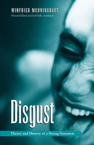 9780791458327: Disgust: The Theory and History of a Strong Sensation