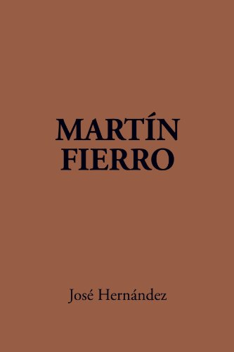 9780791458600: Martin Fierro