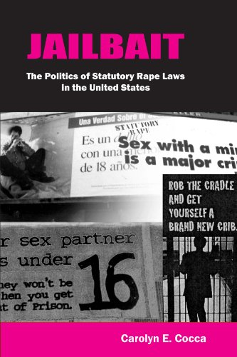 9780791459065: Jailbait: The Politics of Statutory Rape Laws in the United States
