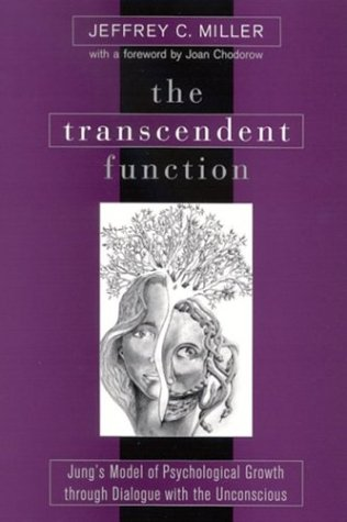 9780791459775: Transcendent Function the: Jung's Model of Psychological Growth Through Dialogue with the Unconscious