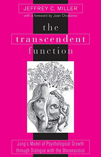 9780791459782: The Transcendent Function: Jung's Model of Psychological Growth Through Dialogue With the Unconscious