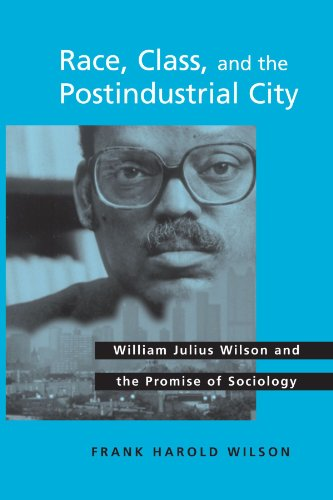 9780791460160: Race, Class, and the Postindustrial City: William Julius Wilson and the Promise of Sociology (SUNY series, The New Inequalities)