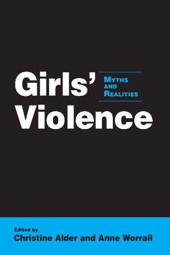 Girls' Violence: Myths And Realities (Suny Series