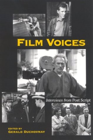 9780791461556: Film Voices: Interviews from Post Script (Suny Series, Cultural Studies in Cinema/Video)