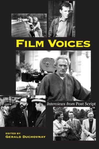 9780791461563: Film Voices: Interviews from Post Script (SUNY series, Cultural Studies in Cinema/Video)