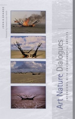 9780791461938: Art Nature Dialogues: Interviews With Environmental Artists