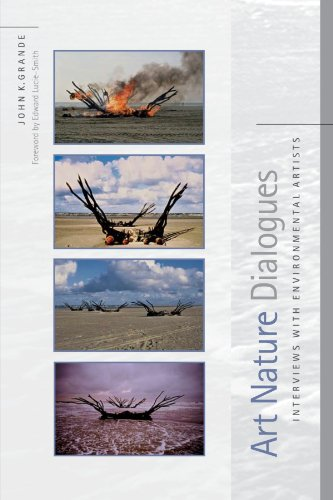 9780791461945: Art Nature Dialogues: Interviews With Environmental Artists
