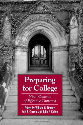 9780791462751: Preparing for College: Nine Elements of Effective Outreach (SUNY series, Frontiers in Education)