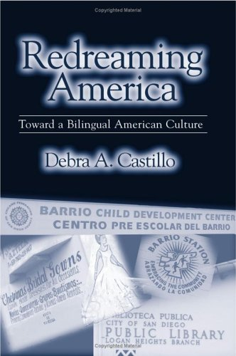 9780791462973: Redreaming America: Toward a Bilingual American Culture (SUNY Series in Latin American and Iberian Thought and Culture)