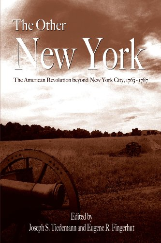9780791463727: The Other New York: The American Revolution Beyond New York City, 1763-1787 (Suny Series, an American Region: Studies in the Hudson Valle)