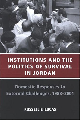 Institutions and the Politics of Survival in: Lucas, Russell E