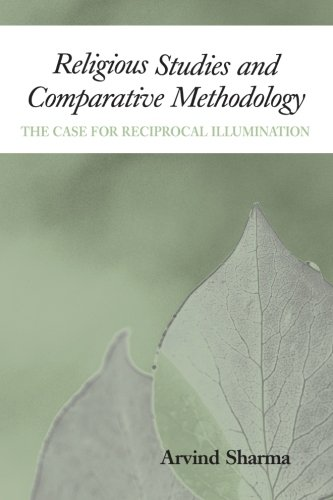 9780791464564: Religious Studies and Comparative Methodology: The Case for Reciprocal Illumination