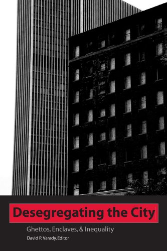 9780791464601: Desegregating the City: Ghettos, Enclaves, And Inequality (Suny Series in African American Studies)