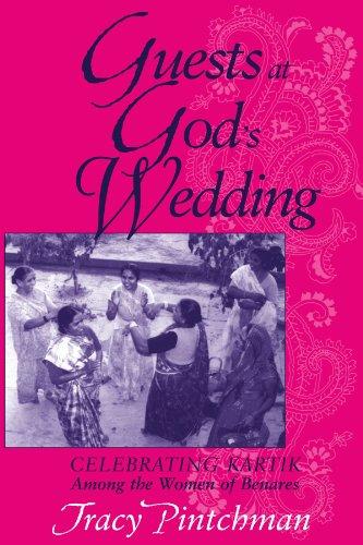 9780791465967: Guests at God's Wedding: Celebrating Kartik among the Women of Benares