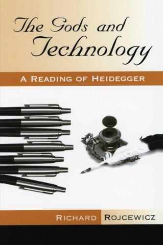 9780791466421: The Gods and Technology: A Reading of Heidegger (SUNY series in Theology and Continental Thought)