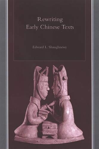 9780791466438: Rewriting Early Chinese Texts (Suny Series in Chinese Philosophy & Culture)