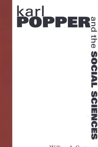 9780791466612: Karl Popper and the Social Sciences (SUNY Series in the Philosophy of the Social Sciences)