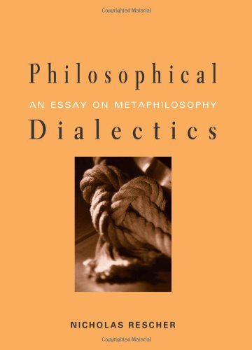 9780791467459: Philosophical Dialectics: An Essay on Metaphilosophy