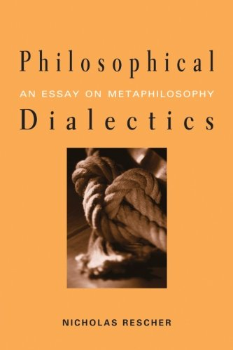 9780791467466: Philosophical Dialectics: An Essay on Metaphilosophy