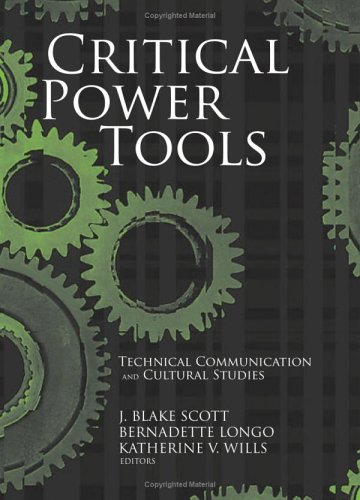 9780791467756: Critical Power Tools (Suny Series, Studies in Scientific And Technical Communication)
