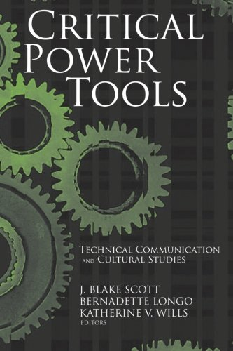 9780791467763: Critical Power Tools: Technical Communication and Cultural Studies (Suny Series, Studies in Scientific and Technical Communication)