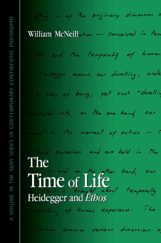 9780791467848: The Time of Life: Heidegger and Ethos (SUNY Series in Contemporary Continental Philosophy)