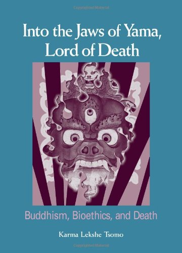9780791468319: Into the Jaws of Yama, Lord of Death: Buddhism, Bioethics, And Death