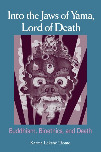 9780791468326: Into the Jaws of Yama, Lord of Death: Buddhism, Bioethics, and Death