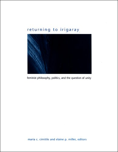 9780791469194: Returning to Irigaray: Reflecting on the Early and Late Writings (SUNY Series in Gender Theory)