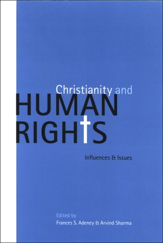 9780791469514: Christianity and Human Rights: Influences and Issues