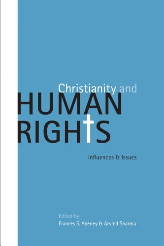 9780791469521: Christianity and Human Rights: Influences and Issues