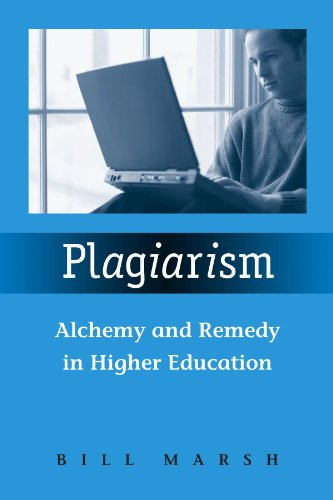 9780791470381: Plagiarism: Alchemy and Remedy in Higher Education