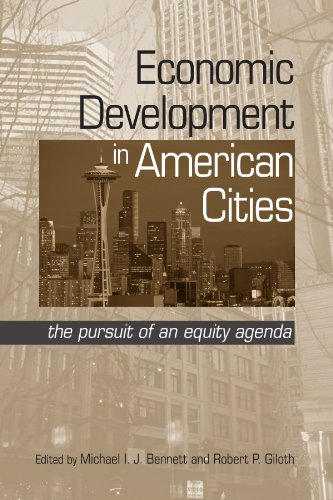 9780791471340: Economic Development in American Cities: The Pursuit of an Equity Agenda (Suny Series in Urban Public Policy)