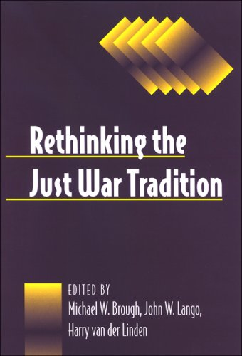 9780791471555: Rethinking the Just War Tradition (SUNY Series, Ethics and the Military Profession)
