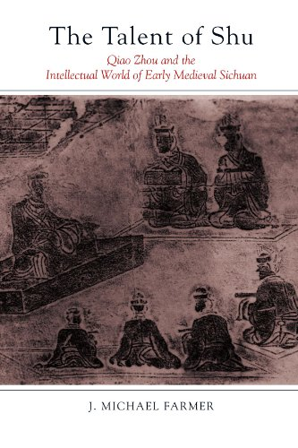 9780791471647: Talent of Shu,: Qiao Zhou and the Intellectual World of Early Medieval Sichuan (Suny Series in Chinese Philosophy and Culture) (SUNY Series in Chinese Philosophy and Culture (Paperback))