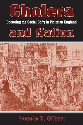 9780791473443: Cholera and Nation: Doctoring the Social Body in Victorian England (Studies in the Long Nineteenth Century)