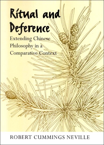 9780791474570: Ritual and Deference: Extending Chinese Philosophy in a Comparative Context