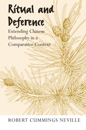 9780791474587: Ritual and Deference: Extending Chinese Philosophy in a Comparative Context