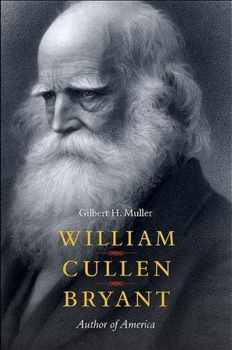 9780791474686: William Cullen Bryant: Author of America