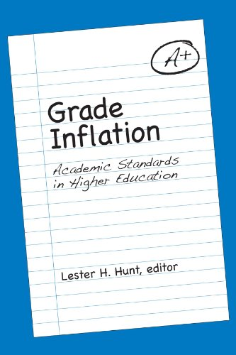 9780791474983: Grade Inflation: Academic Standards in Higher Education