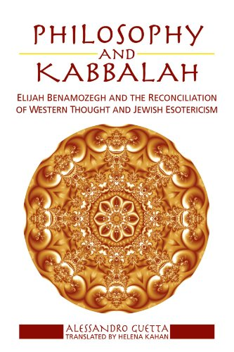 9780791475768: Philosophy and Kabbalah: Elijah Benamozegh and the Reconciliation of Western Thought and Jewish Esotericism (Suny Series in Contemporary Jewish Thought)