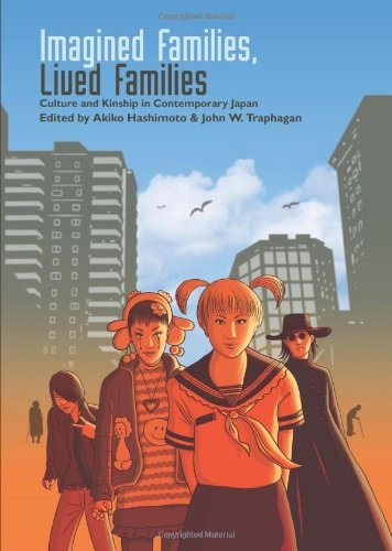 9780791475775: Imagined Families, Lived Families: Culture and Kinship in Contemporary Japan